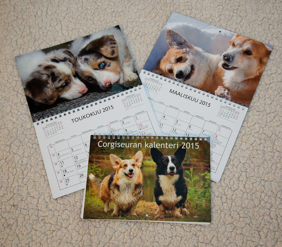 kuva kalenterimainos